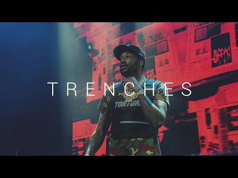 """[FREE] Meek Mill Type Beat 2019 – """"Trenches"""" 
