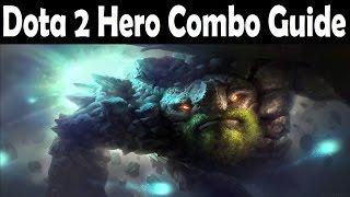 Dota 2 Hero Combo Guide #46 - Tiny