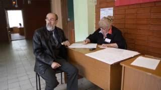 Праймериз ЕР - Голосует Юрий Бархоткин - Иваново