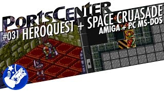 """HeroQuest"" + ""Space Crusade"" - PortsCenter #031"