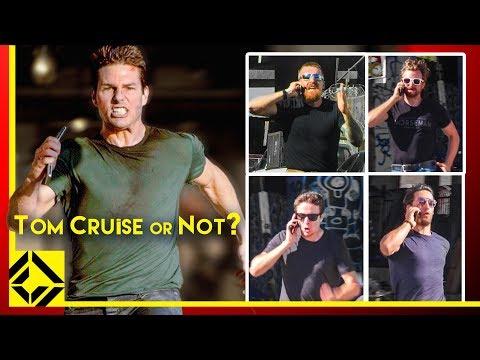 Tom Cruise Impersonator Olympics
