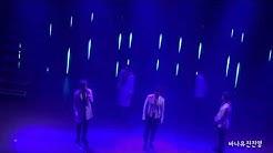 180506 B1A4 일본 콘서트 오사카 막콘 Follow Me 팔로우미