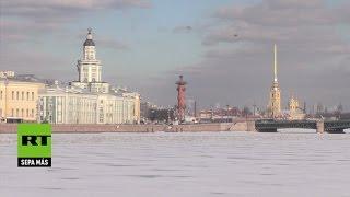 Dese un paseo por la bella ciudad rusa de San Petersburgo