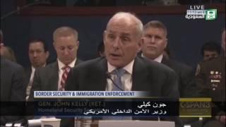 تصريح وزير الامن الداخلي الامريكي عن إستراتيجية الأمن السعودي