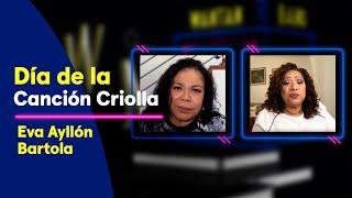 Eva Ayllón y Bartola hablan de su concierto por el Día de la Canción Criolla |Wantan Night