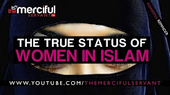 status of women in islam essay The doctrine he laid out as the revealed word of god considerably improved the status of women in in islam, women can spend much of their time trying to.