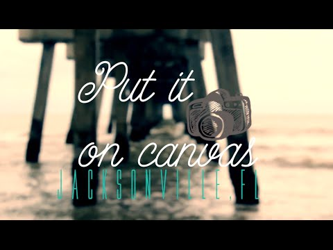 Put it on Canvas | capture life