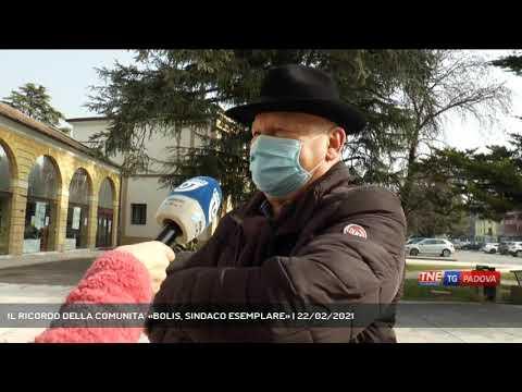 IL RICORDO DELLA COMUNITA' «BOLIS, SINDACO ESEMPLARE» | 22/02/2021