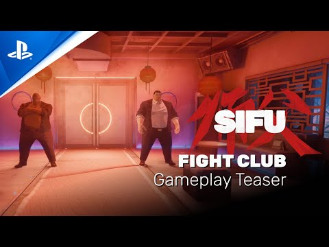 Sifu - Fight Club Gameplay Teaser | PS5, PS4