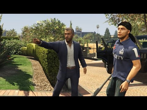 GTA V Misi  5 Marriage Counselling