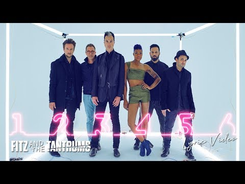 Fitz And The Tantrums - 123456 - Lyric Video | 6CAST