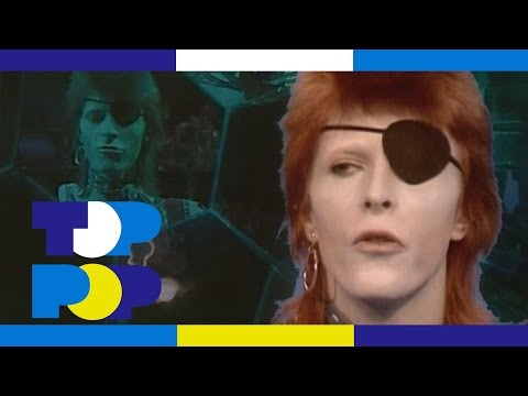 David Bowie - Rebel Rebel • TopPop