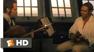 Master and Commander (5/5) Movie CLIP - A Duet (2003) HD