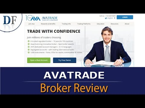 AvaTrade Review - By DailyForex.com