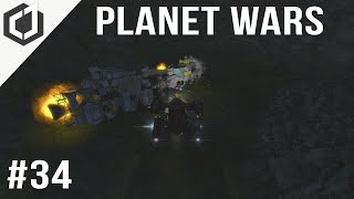 Space Engineers | Planet Wars - Ep 34 | A SHIP!