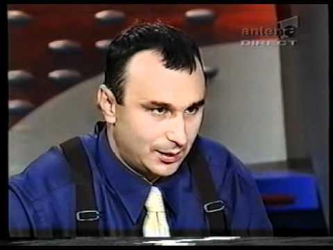 29.08.2000 - Petre Roman, candidat PD la Presedintia Romaniei