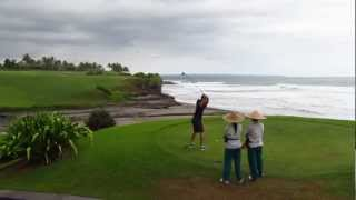 Nirwana Golf Course Bali