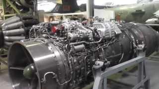 MiG-29 Fulcrum - Engine