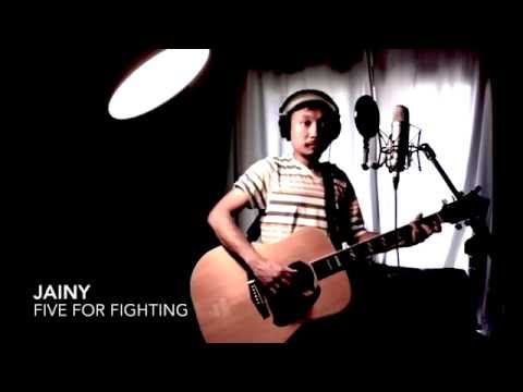 Jainy - Five For Fighting cover