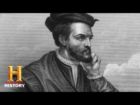 Jacques Cartier: French Explorer That Named Canada - Fast Facts | History