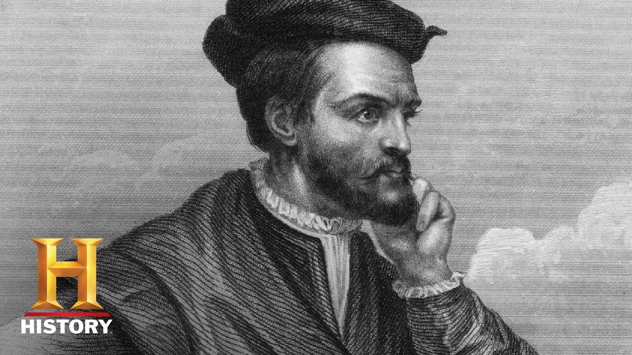 Jacques Cartier French Explorer That Named Canada