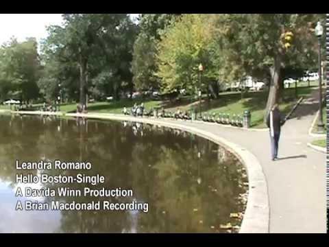 Hello Boston (Original song) by Leandra Romano
