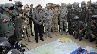 Katar-Mısır arasında ''Libya