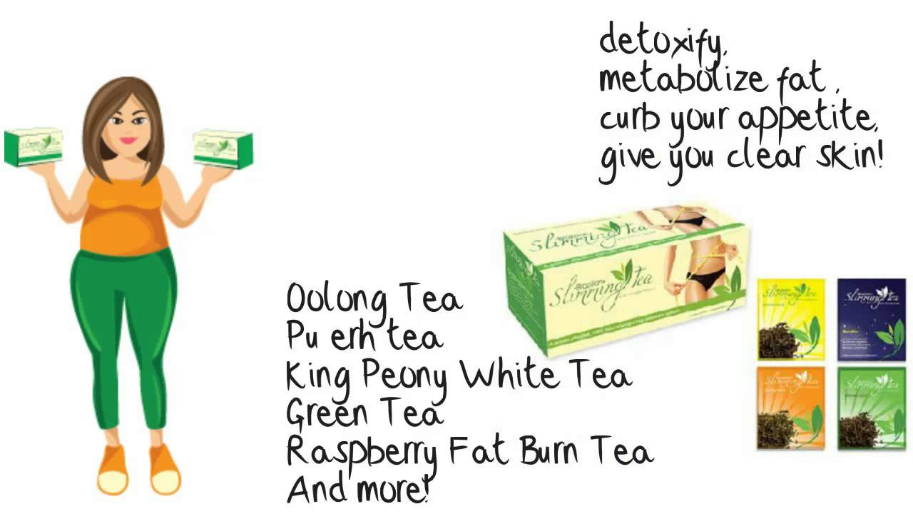 does green tea help burn stomach fat