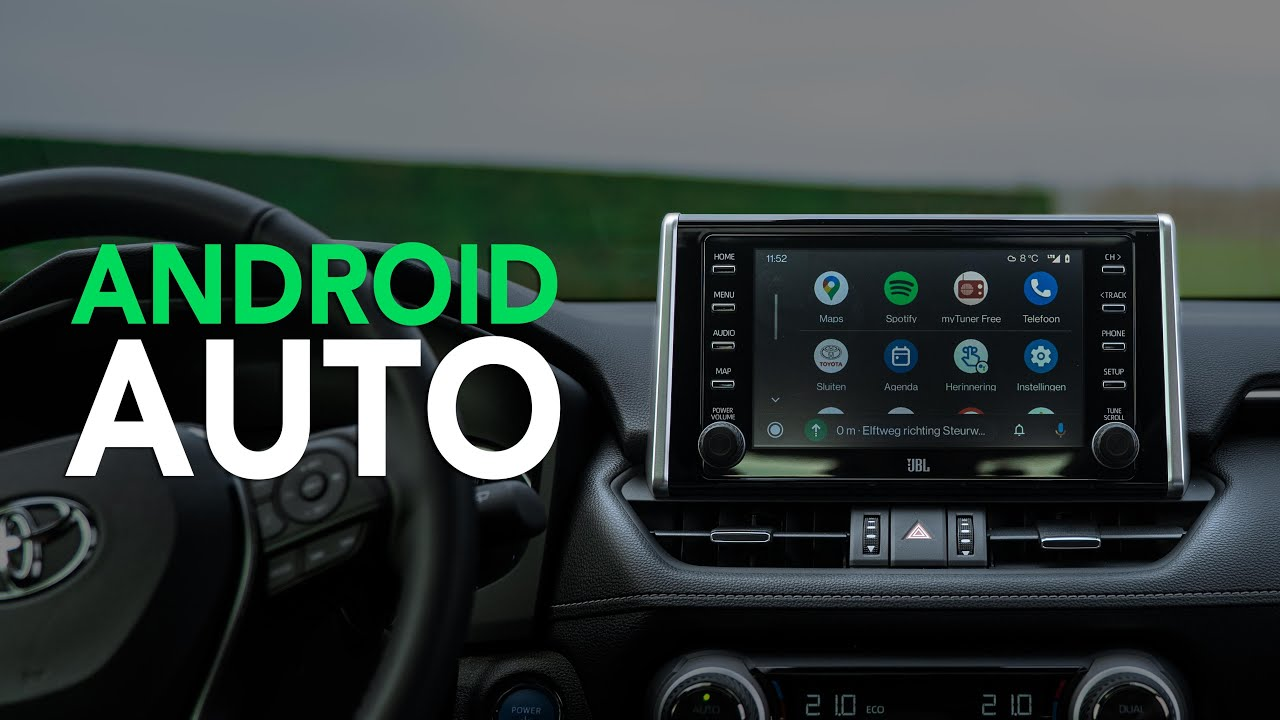 Android Auto in 2021 review: you can do this with the operating system on the go