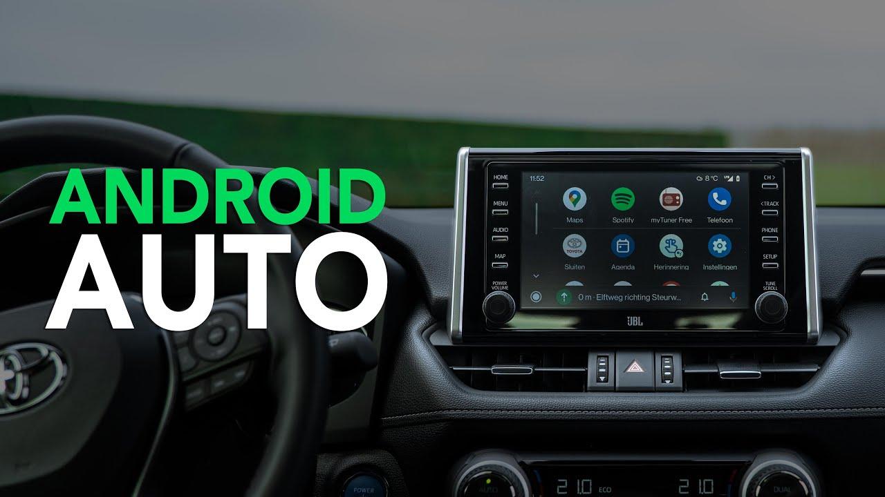 Android Auto in 2021 review: dit kun je met het besturingssysteem voor onderweg