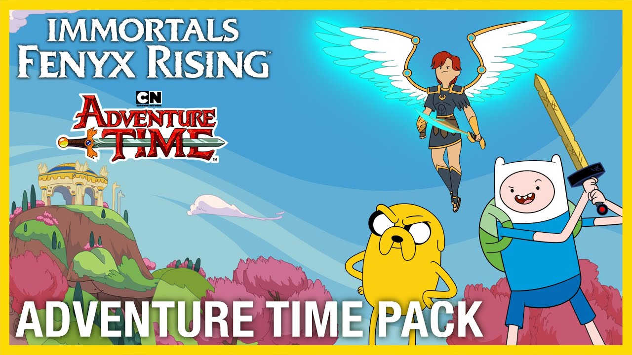 Immortals Fenyx Rising: Adventure Time Character Pack | Trailer | Ubisoft