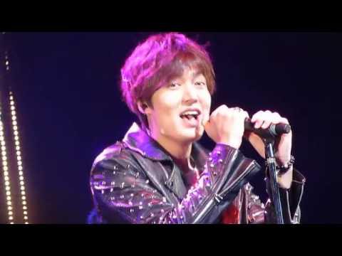 "Lee Min Ho Global Tour Concert In Seoul ""My Little Princess"""