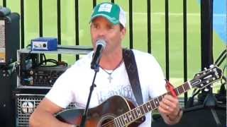 "James Wesley ""Real"" 2012 CMA Music Festival"