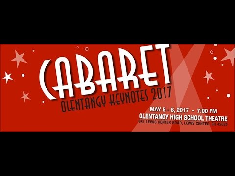 Olentangy Keynotes Cabaret 2017 Group Numbers and Competition Show