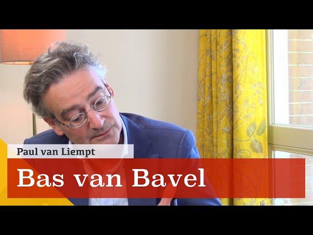 Bas van Bavel: Wordt economie NL net zo feodaal als VS? Historisch kantelpunt is in zicht. #VDOTV