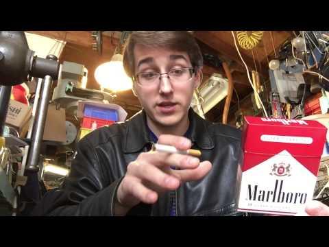 NickTheSmoker - Marlboro 25's