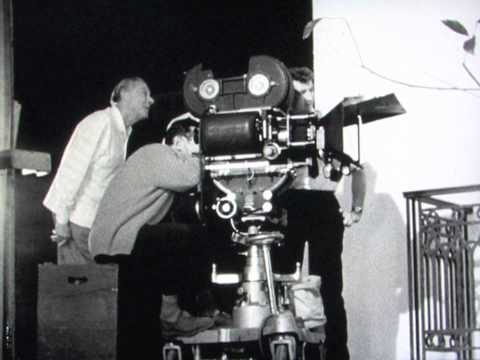 Carol Reed directing OLIVER!  rare 16mm footage  MARK LESTER, RON MOODY