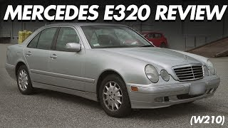 Mercedes Benz W210 E320 Review | Start Up, POV, Test Drive - LIFE OF BRI