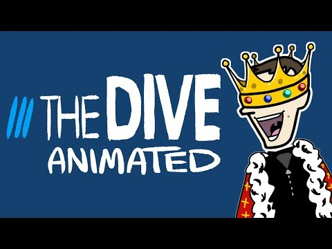 The Dive Animated - Big Pocket Square Industry