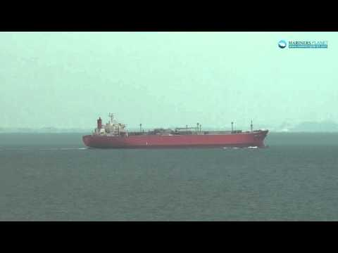 GAS COMMERCE TANKER SHIP FOR MERCHANT NAVY