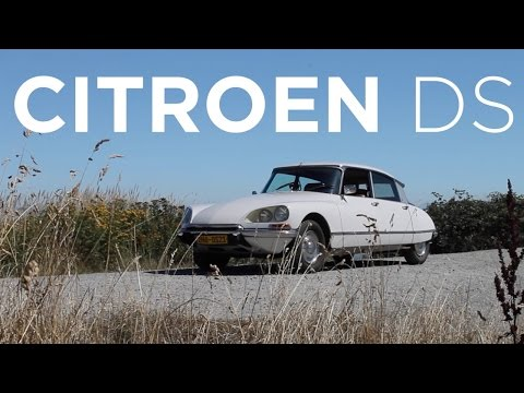 Citroen DS | The Goddess | Driving.ca