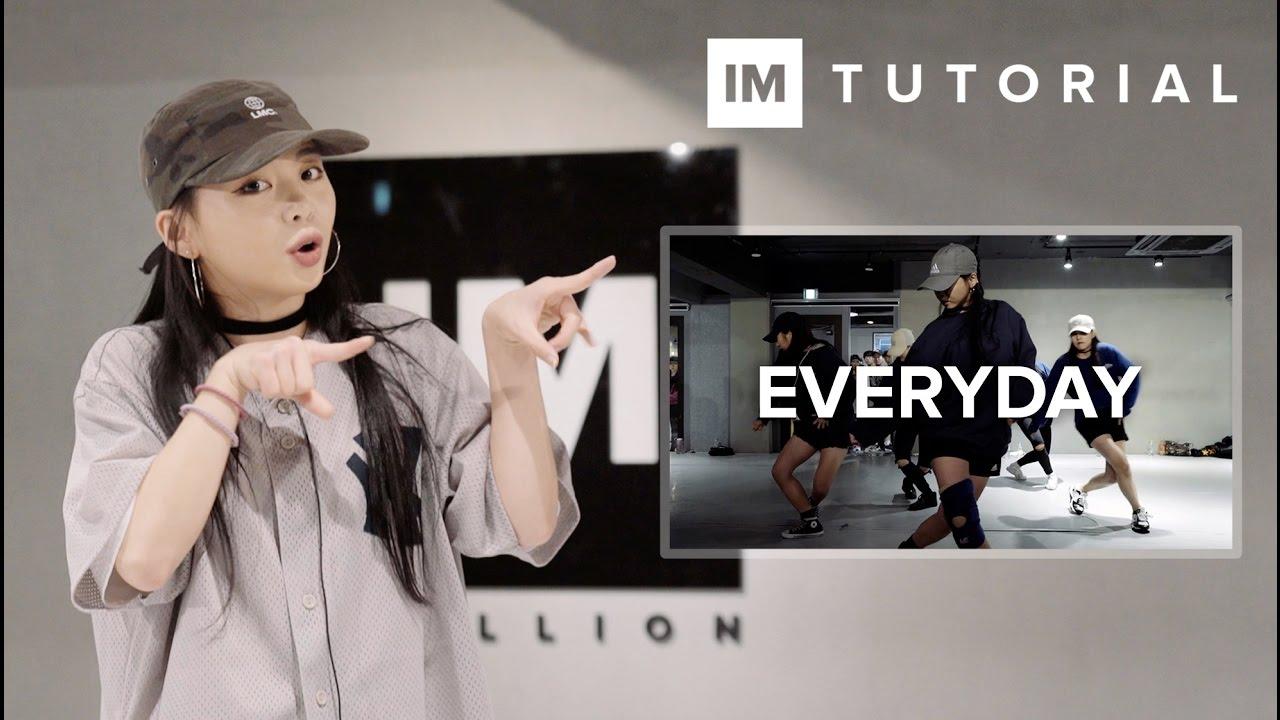 Download Everyday - Ariana Grande / 1MILLION Dance Tutorial