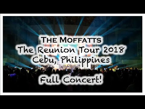 The Moffatts | Reunion Tour 2018 | Cebu | Full Concert!