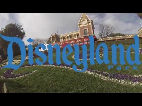 "OFF AIR  - ""Rick Reviews: Disneyland"""