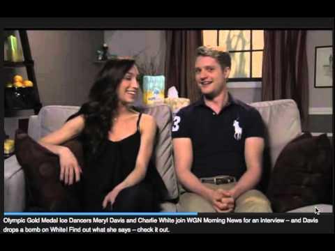 Meryl Davis & Charlie White Interview WGN Morning News June 2014