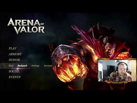 Connecting Nintendo Switch And Mobile Arena Of Valor Accounts