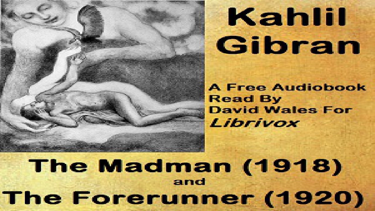 The Madman Kahlil Gibran Ebook