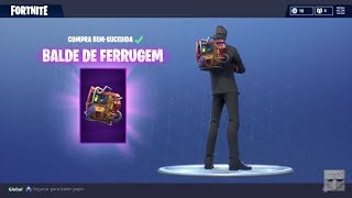 FORTNITE | FREE BACKPACK (Rust bucket) * LIMITED TIME *