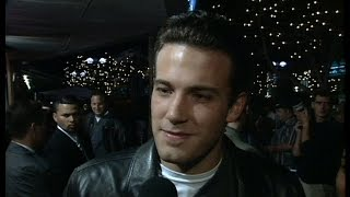 Flashback: Young Ben Affleck Talks Kissing Another Guy Back in 1997