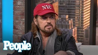 Billy Ray Cyrus On Daughter Miley Cyrus,